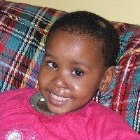 Rati shares a beautiful smile.