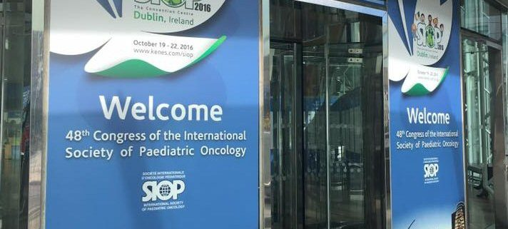 SIOP Welcome Signs