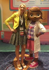 Morgan and Doc McStuffins
