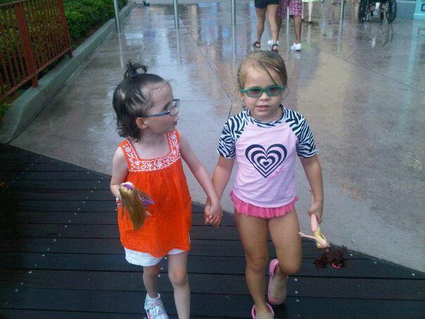 Rowan and Brooke