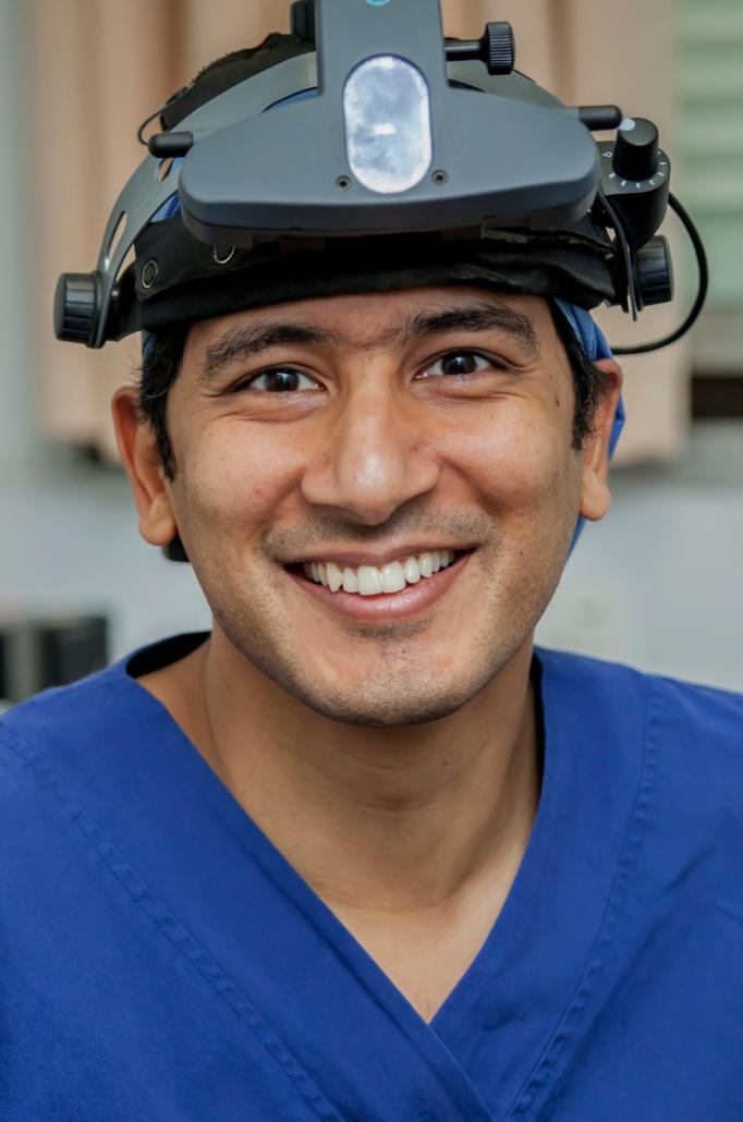 Dr Ashwin Mallipatna